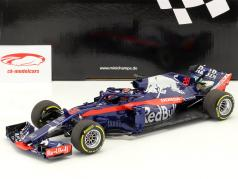 Brendon Hartley Scuderia Toro Rosso STR13 #28 fórmula 1 2018 1:18 Minichamps