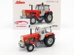 Fortschritt ZT 303 tractor rojo / blanco 1:32 Schuco