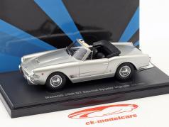 Maserati 3500 GT Special Spyder Vignale año de construcción 1960 plata 1:43 AutoCult