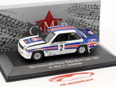 Opel Ascona 400 #2 勝者 Rallye Monte Carlo 1982 Röhrl, Geistdörfer 1:43 CMR