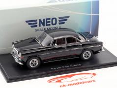 Rover P5B coupe RHD Opførselsår 1971 sort 1:43 Neo