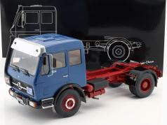 Mercedes-Benz NG73 1632 trattore anno di costruzione 1974 blu / rosso 1:18 Premium ClassiXXs