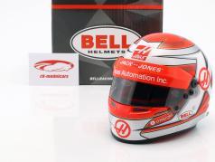 Kevin Magnussen Haas VF-18 #20 Formel 1 2018 Helm 1:2 Bell