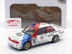 BMW M3 (E30) #15 DTM campeón 1989 Roberto Ravaglia 1:18 Solido