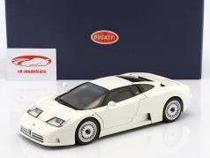 Bugatti EB110 GT Anno 1991 bianco 1:18 AUTOart