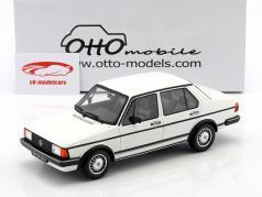 Volkswagen VW Jetta MK1 GLI Opførselsår 1983 alpine hvid 1:18 OttOmobile