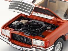 Mercedes-Benz 450 SEL 6.9 (W116) ano de construção 1976 laranja metálico 1:18 Norev