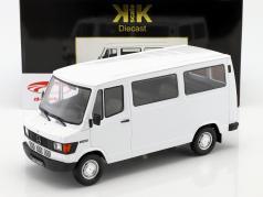 Mercedes-Benz 208 D bus year 1988 white 1:18 KK-Scale