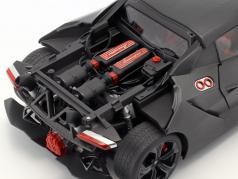 Lamborghini Sesto Elemento Année 2010 carboxylique gris 1:18 AUTOart
