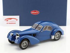 Bugatti 57S Atlantic construit en 1938 bleue 1:18 AUTOart