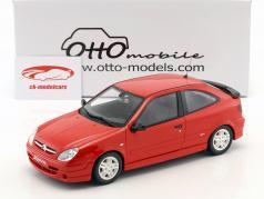 Citroen Xsara Sport Phase I Bouwjaar 2000 rood 1:18 OttOmobile