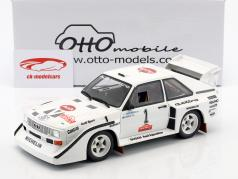 Audi Quattro Sport E2 #1 Winner Olympus Rallye 1985 Mikkola, Hertz 1:18 OttOmobile
