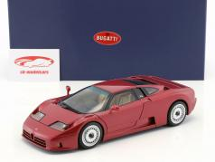 Bugatti EB110 GT Anno di costruzione 1991 scuro rosso 1:18 AUTOart