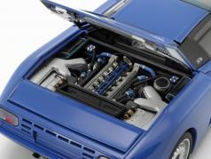 Bugatti EB110 GT Ano 1991 azul 1:18 AUTOart
