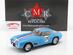 Ferrari 250 GT Berlinetta Competizione #171 5 Tour de France 1957 Peron, Burggraf 1:18 CMR