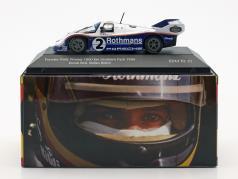 Porsche 956K #2 胜利者 1000km Sandown Park 1984 Bellof, Bell 1:43 CMR