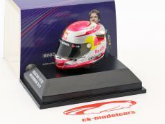 S. Vettel Red Bull GP Hockenheim Formule 1 Champion du Monde 2010 Casque 1:8 Minichamps