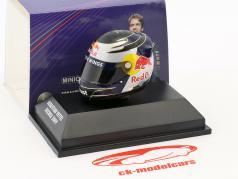 S. Vettel Red Bull GP Suzuka formule 1 2009 casque 1:8 Minichamps