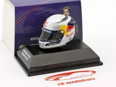 S. Vettel Red Bull GP Valencia Formule 1 Champion du Monde 2010 Casque 1:8 Minichamps