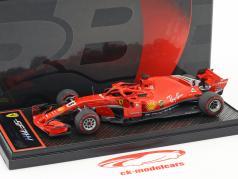 Sebastian Vettel Ferrari SF71H #5 Winner Canada GP formula 1 2018 1:43 BBR