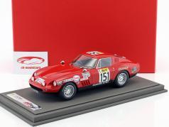 Ferrari 275 GTB/4 #151 Tour de France 1970 Corentin, Prevost 1:18 BBR