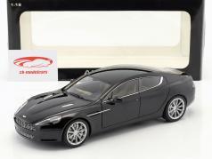 Aston Martin Rapide Anno 2010 nero 1:18 AUTOart