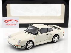 Porsche 959 Anno 1986 bianco 1:18 AUTOart