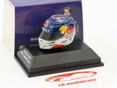 S. Vettel Red Bull GP Suzuka Formule 1 Champion du Monde 2011 Casque 1:8 Minichamps