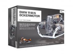 BMW R 90 S Boxermotor Baujahr 1973 Bausatz 1:2 Franzis