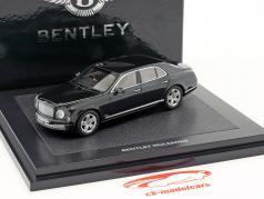Bentley Mulsanne MDNGHT emer métallique vert foncé 1:43 Minichamps
