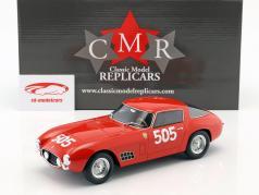 Ferrari 250 GT Berlinetta Competizione #505 classe vencedor Mille Miglia 1956 1:18 CMR