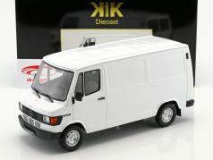Mercedes-Benz 208 D delivery trucks year 1988 white 1:18 KK-Scale