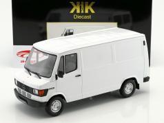 Mercedes-Benz 208 D van année de construction 1988 blanc 1:18 KK-Scale