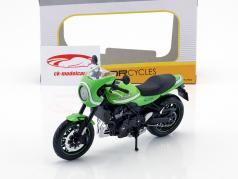 Kawasaki Z900 RS Cafe verde 1:12 Maisto