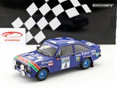 Ford Escort RS 1800 #4 Winner RAC Rallye 1978 Mikkola, Hertz 1:18 Minichamps