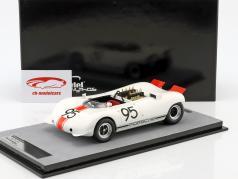 Porsche 909 Bergspyder #95 Gaisberg run 1968 Mitter 1:18 Tecnomodel