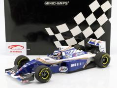 Nigel Mansell Williams FW16 #2 Comeback français GP formule 1 1994 1:12 Minichamps