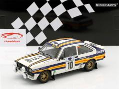 Ford Escort RS 1800 #10 gagnant Rallye acropole 1980 Vatanen, Richards 1:18 Minichamps