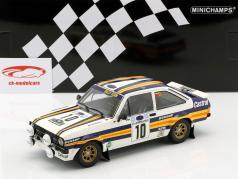 Ford Escort RS 1800 #10 Winner Rallye Akropolis 1980 Vatanen, Richards 1:18 Minichamps