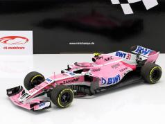 Esteban Ocon Force India VJM11 #31 式 1 2018 1:18 Minichamps