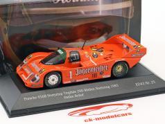 Porsche 956B #1 5th Norisring Trophy 200 miles Norisring 1985 Bellof 1:43 CMR