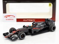 Fernando Alonso McLaren MP4-30 #14 GP Spain formula 1 2015 1:18 AUTOart