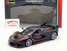 Ferrari FXX-K #5 黒 / 赤 1:18 Bburago