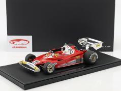Gilles Villeneuve Ferrari 312 T2 #21 formula 1 1977 1:18 GP Replicas