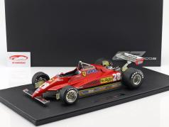 Didier Pironi Ferrari 126 C2 #28 formula 1 1982 1:12 GP Replicas
