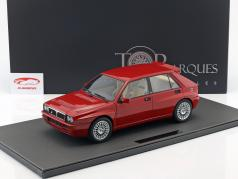 Lancia Delta Integrale Evolution II year 1995 red 1:12 TopMarques