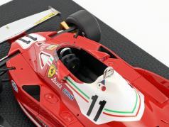 N. Lauda Ferrari 312 T2 tarde versão #11 campeão do mundo F1 1977 1:18 GP Replicas