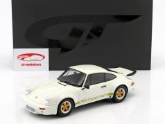 Porsche 911 3.0 RS Bouwjaar 1974 grand prix wit 1:18 GT-Spirit