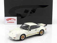 Porsche 911 3.0 RS year 1974 grand prix white 1:18 GT-Spirit