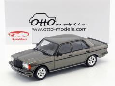 Mercedes-Benz (W123) AMG 280 anno di costruzione 1980 antracite grigio metallizzato 1:18 OttOmobile